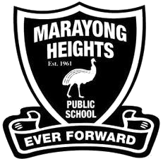 Marayong Heights Public School logo